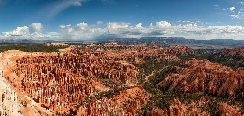 Bryce NP Panorama, Utah